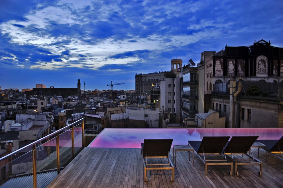 luxury hotel in barcelona
