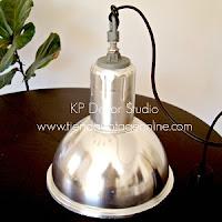 Lámpara industrial techo para decoración estilo industrial