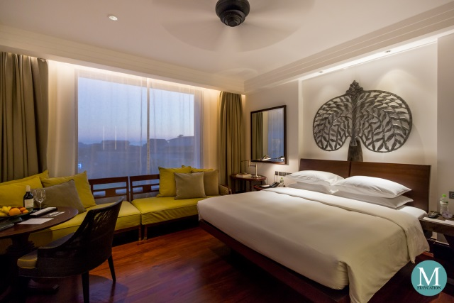 Park View Room at Park Hyatt Siem Reap