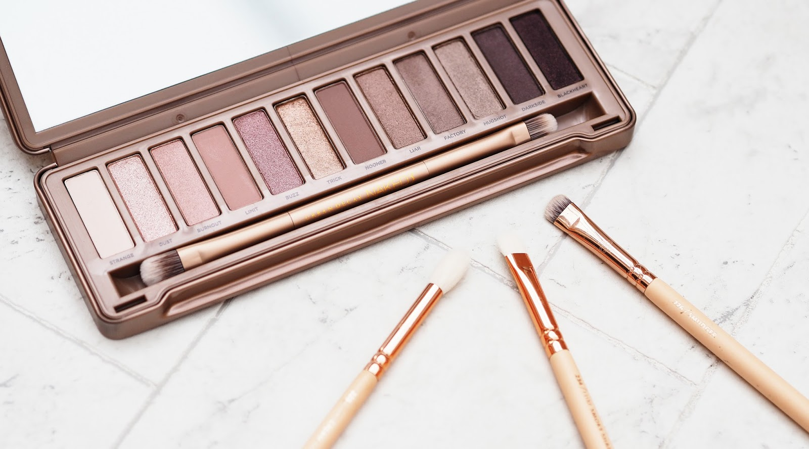 Urban Decay Naked 3 Eyeshadow, Debenhams