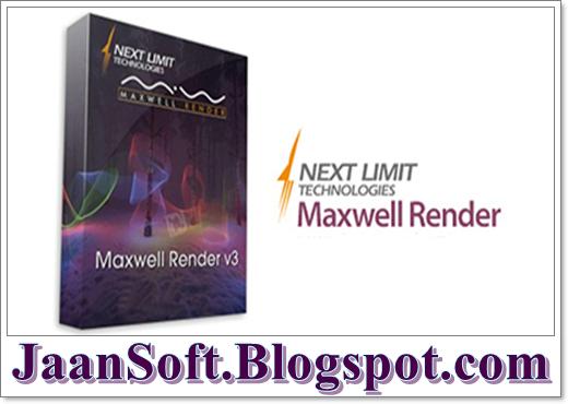 NextLimit Maxwell Render 3 PC Game 2017 Download