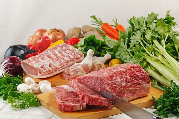 bảo quản thực phẩm ngày tết