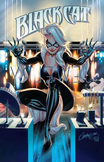 """nueva serie de """"Black Cat"""" a cargo de Jed MacKay y Travel Foreman - Marvel Comics"""
