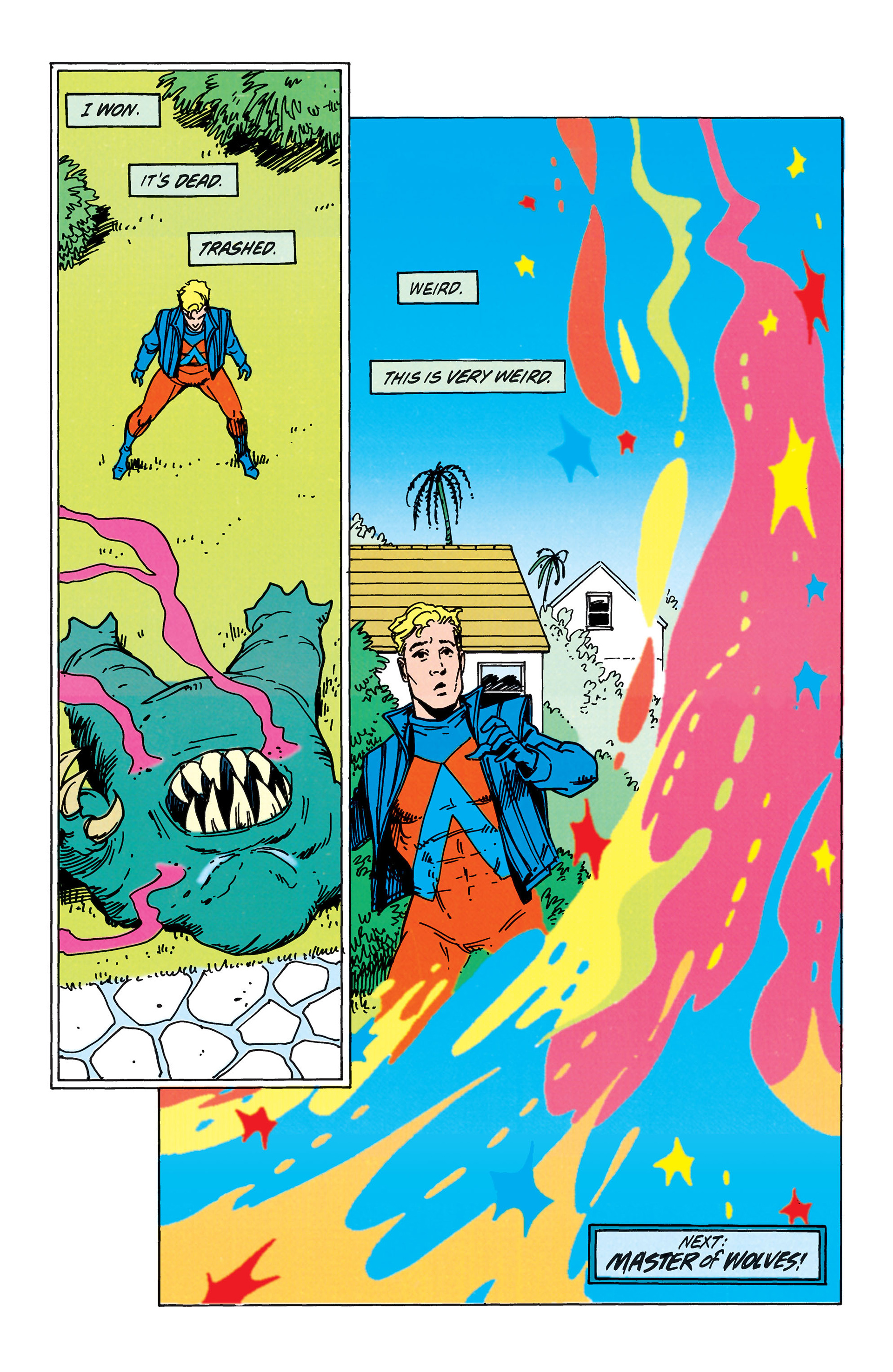 Read online Animal Man (1988) comic -  Issue #38 - 25