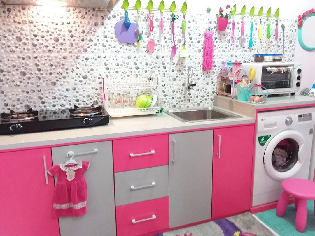 Dapur Minimalis Rapi