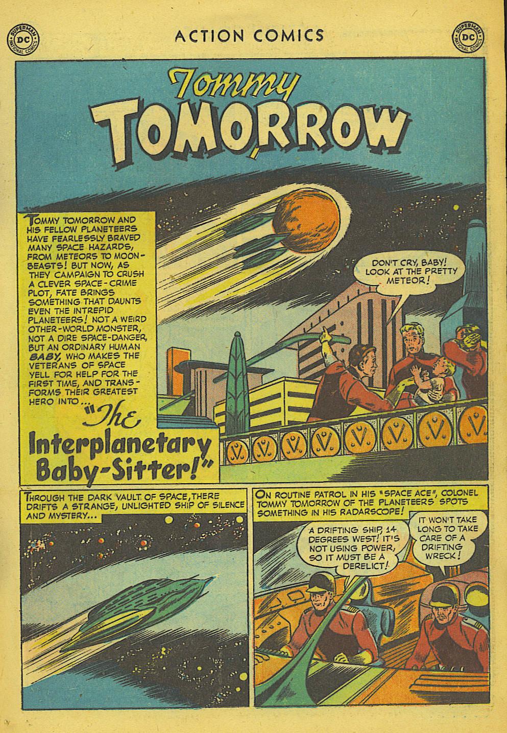 Action Comics (1938) 157 Page 19