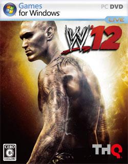 تحميل لعبة WWE 2012