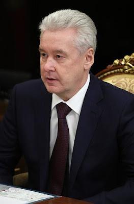 Sergei Sobyanin.