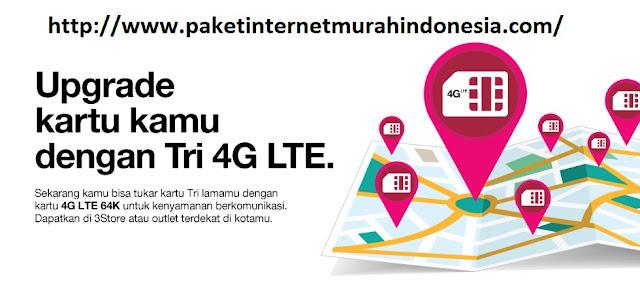 Paket Internet Three Alfamart Bonus Pulsa 50Ribu dan Kuota 4G 5GB 2017 paket internet 3 4g paket internet tri unlimited paket internet tri kuota++ paket internet 3 always on (2)