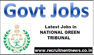 The National Green Tribunal