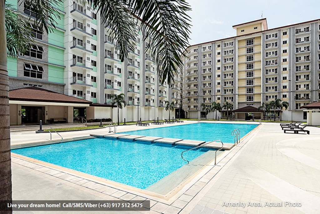 SMDC Field Residences - 1 Bedroom Standard With Balcony | Condominium for Sale Sucat Paranaque