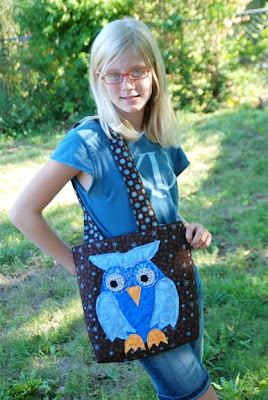 free owl purse pattern