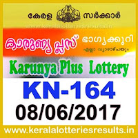 keralalotteriesresults.in-8-6-2017-kn-164-live-karunya-plus-lottery-result-today-kerala-lottery-results-main