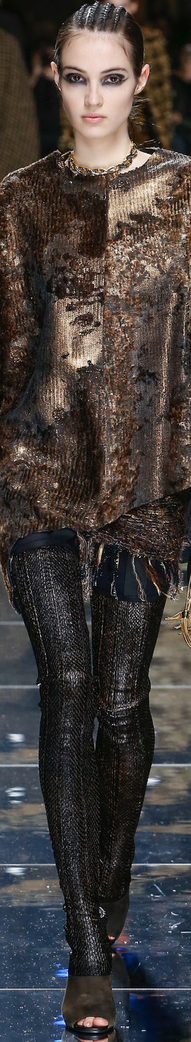 Balmain Fall/Winter 2017 RTW