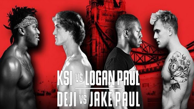 More individuals watched the Mount Logan Paul vs KSI fight on Twitch than on YouTube