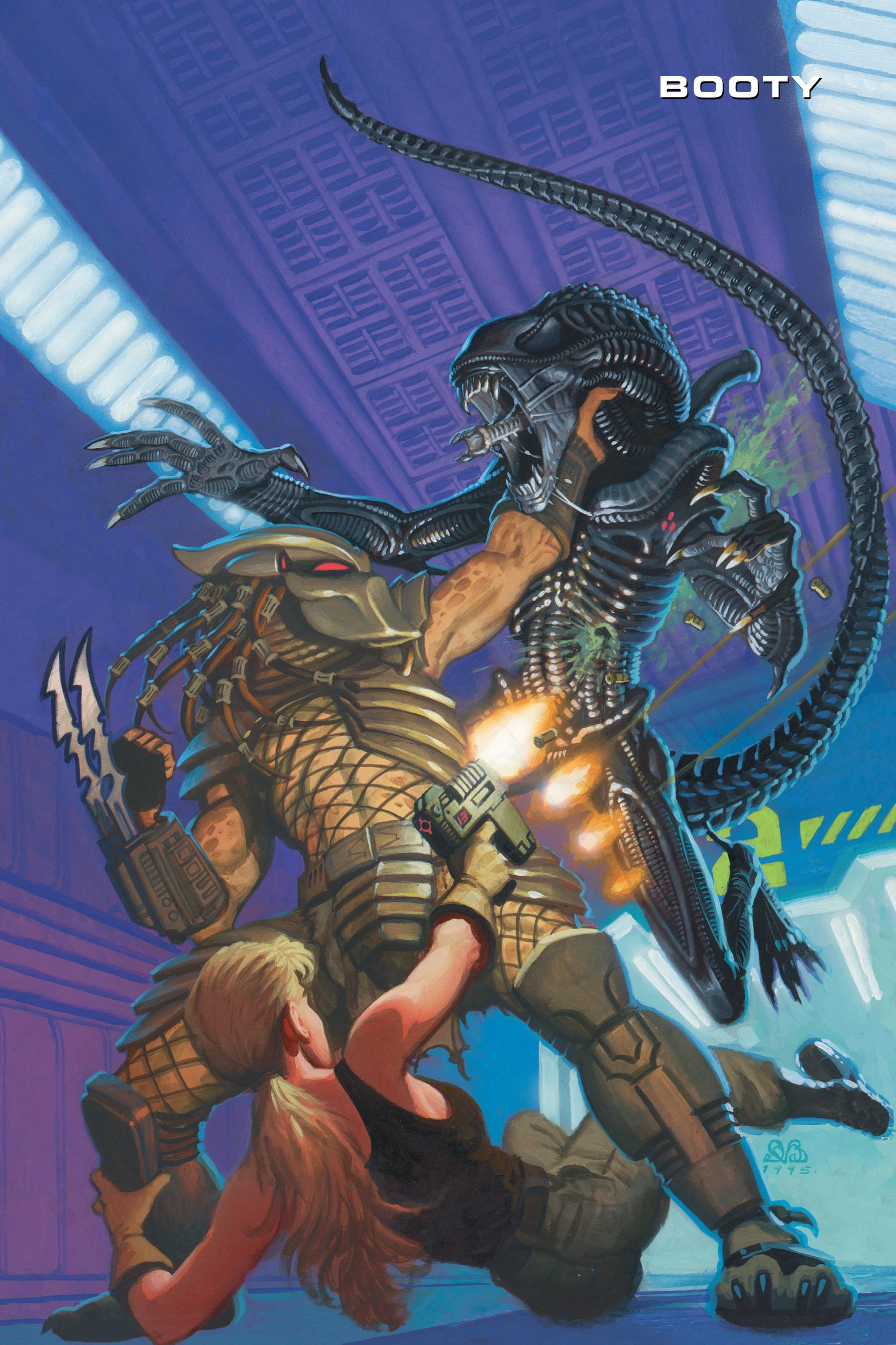 Read online Aliens vs. Predator Omnibus comic -  Issue # _TPB 2 Part 3 - 80
