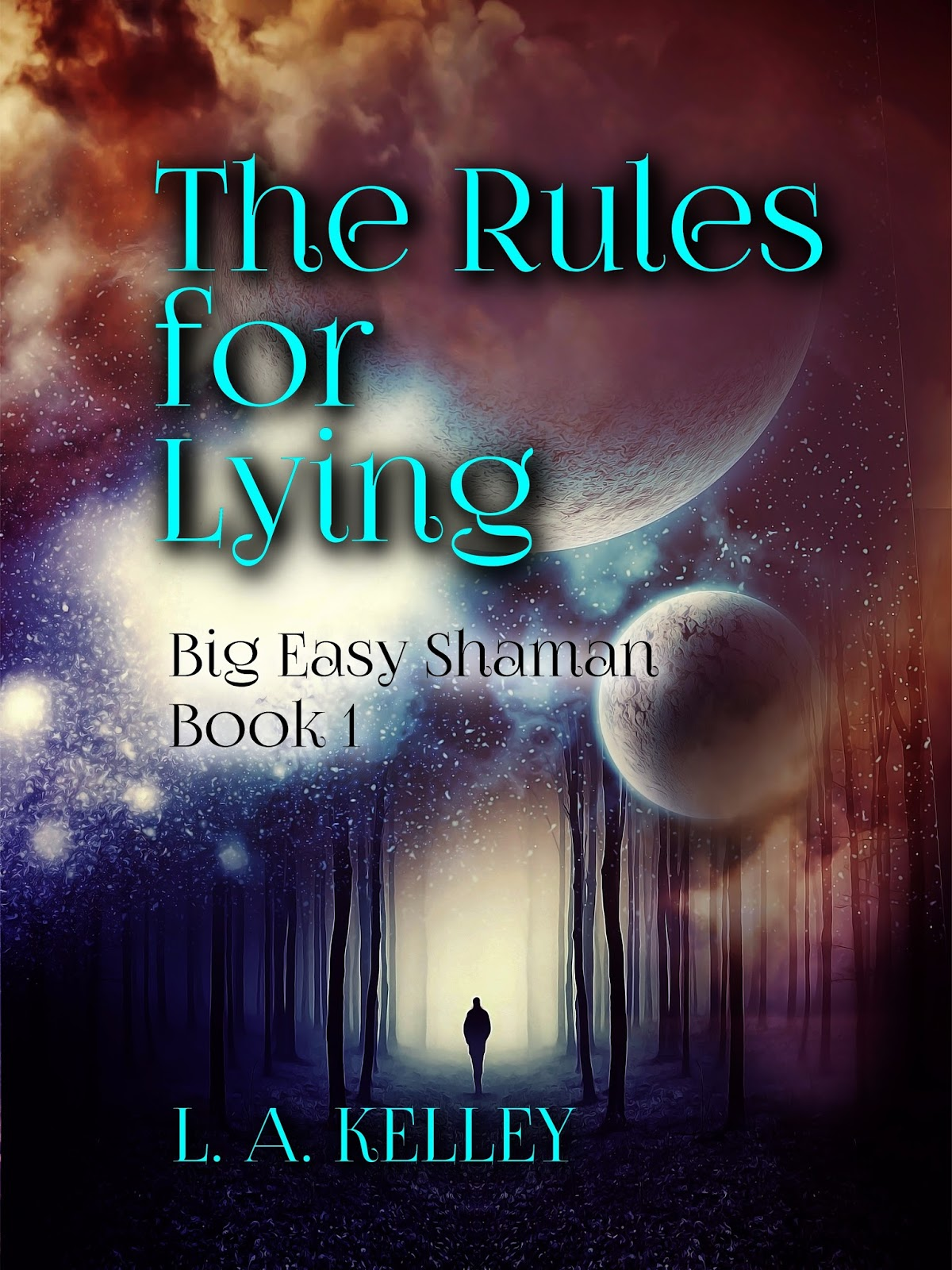 L a kelley 2017 my new series is out big easy shaman books 1 and 2 fandeluxe Image collections