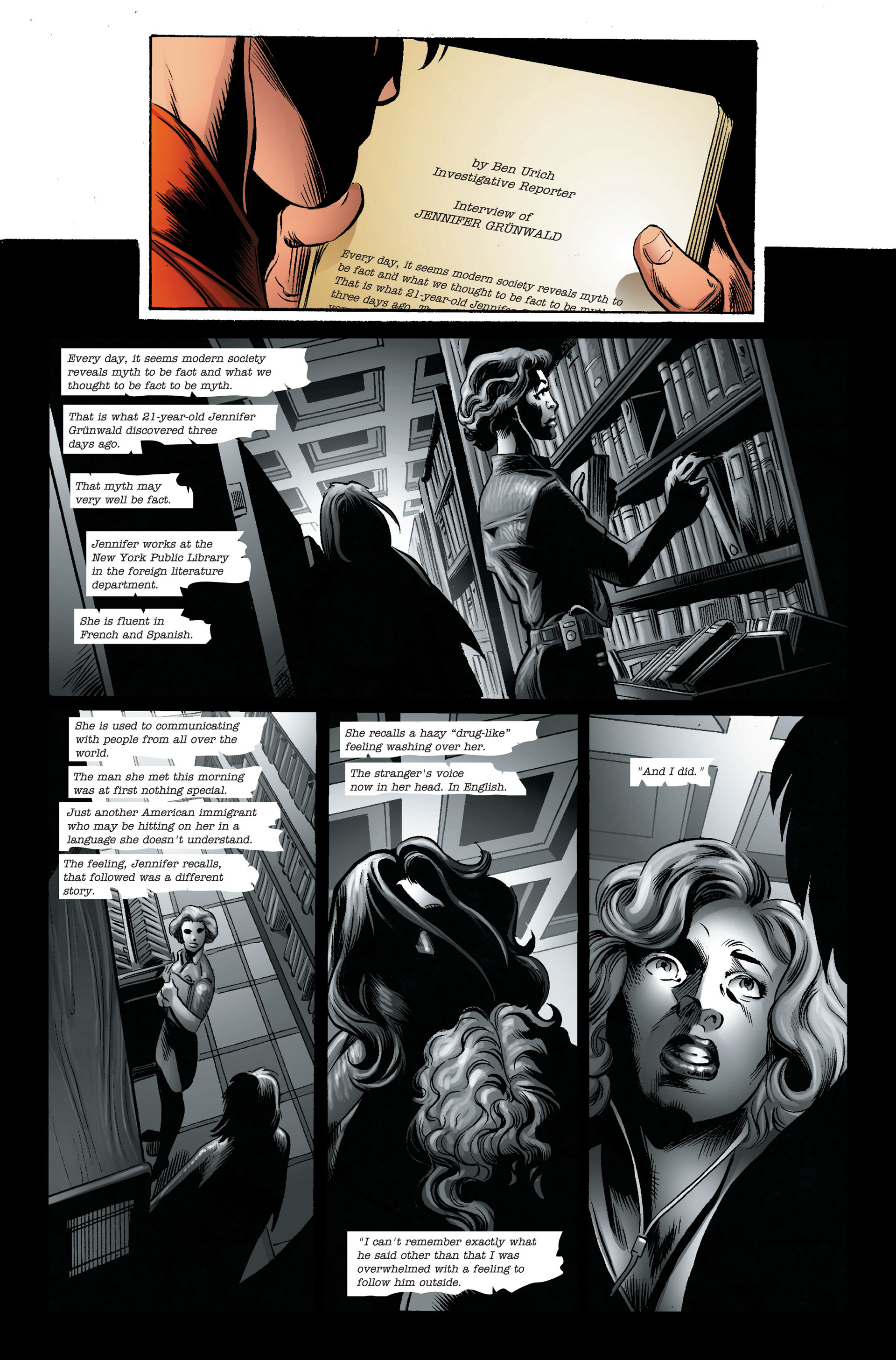 Read online Ultimate Spider-Man (2000) comic -  Issue #95 - 11