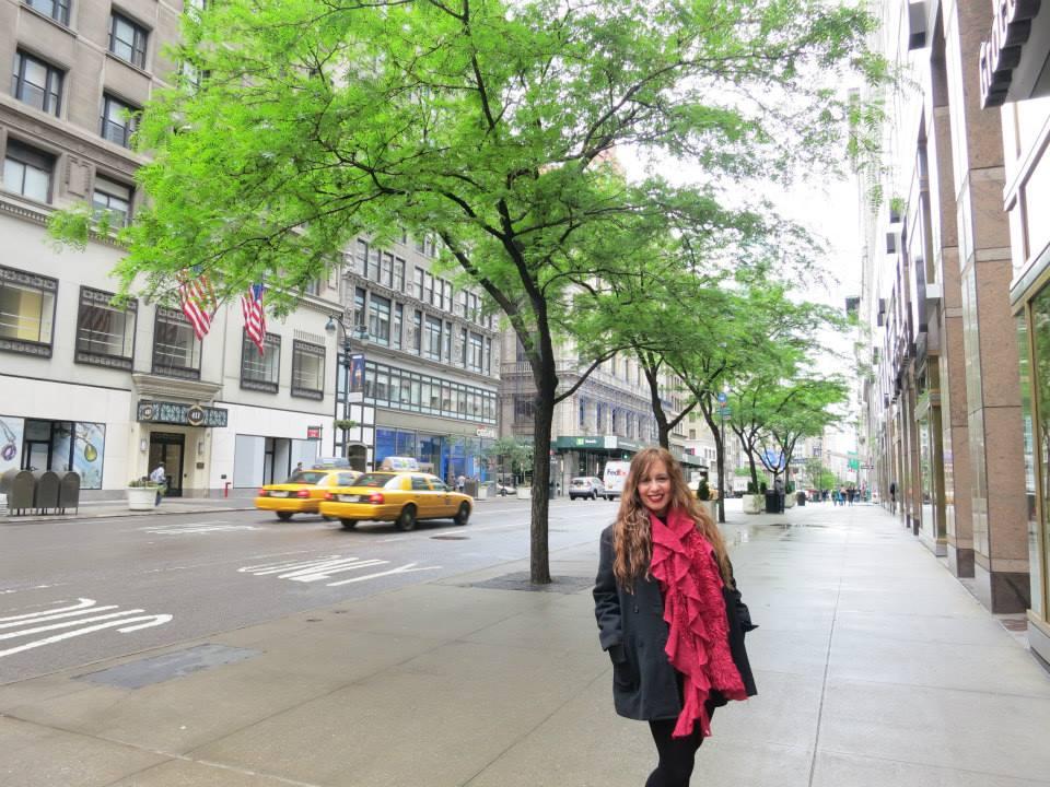 Alessandra Imperatriz  Como se vestir no frio de New York e06aaece3ba