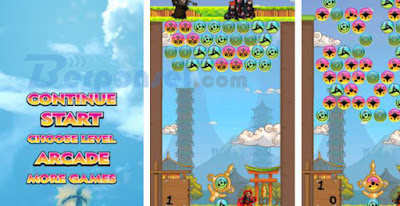 Game Ninja Android Terfavorit