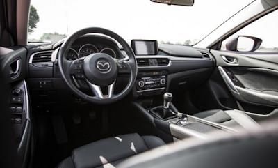 2018 Mazda 6 2.5 L Manual Release Date, Specs