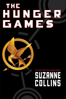 Hunger Games by Suzanne Collins book cover