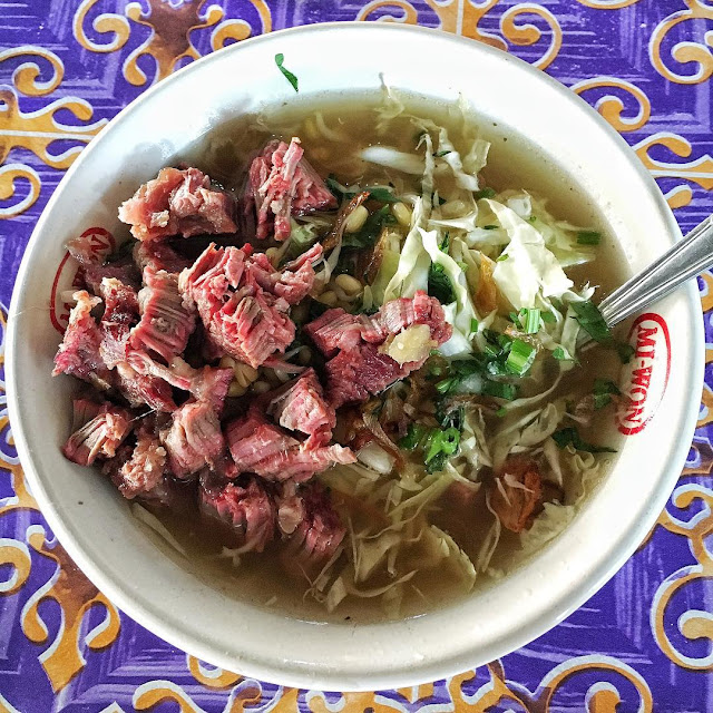 Soto Pak Sabar - Wisata Kuliner Jogja Murah Meriah