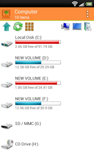 WiFi PC File Explorer Pro versi 1.5.26 b65