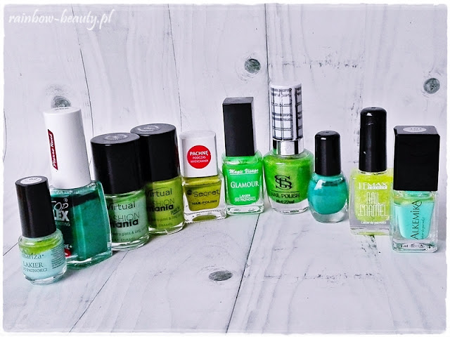 zielone-lakiery-do-paznokci-green-blog-opinie-lemax-alkemika