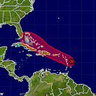 National Hurricane Center: Potential Tropical Cyclone Takes Aim At South Florida