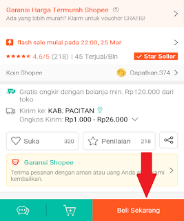 Cara Belanja Dan Membeli Barang Di Shopee