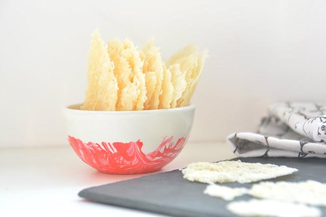 Chips de parmesan, 3 façons de les cuisiner