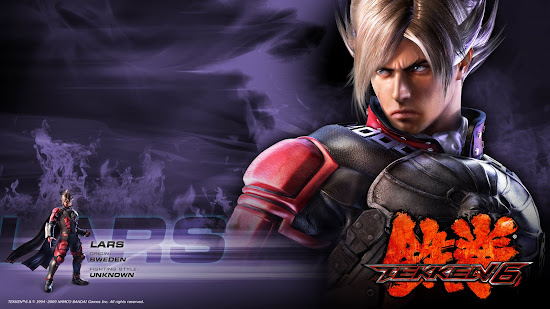 Download Tekken 6 PSP ISO High Compressed