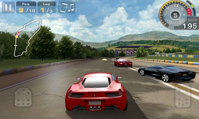 android app: GT Racing:Motor Academy Android Game Download