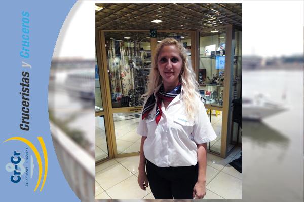ENTREVISTAS - Entrevistamos a Sonia Pinto - Sobrecargo-Comisaria del MS Beethoven de CroisiEurope