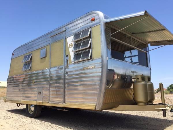 Used RVs 1965 Boles Aero Vintage Camper Trailer For Sale ...