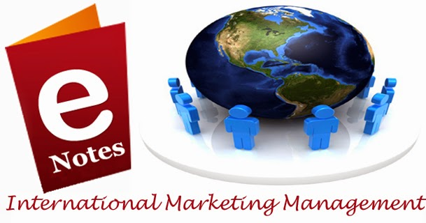 International Marketing Management Notes