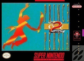Prince of Persia 2 - The Shadow & The Flame (BR) [ SNES ]
