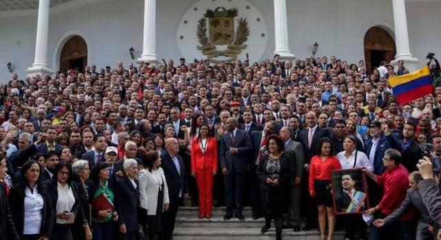 la ANC ante el mundo empeorará tras aprobar el Presupuesto 2018