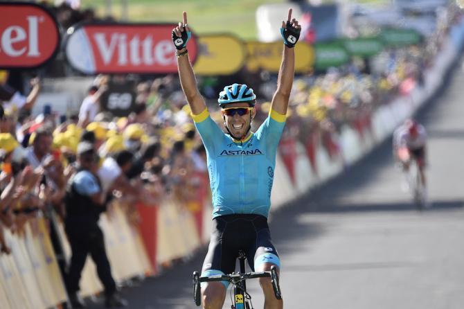 Tour de Francia 2018 - Resultados de la 11ª a la 15ª etapa