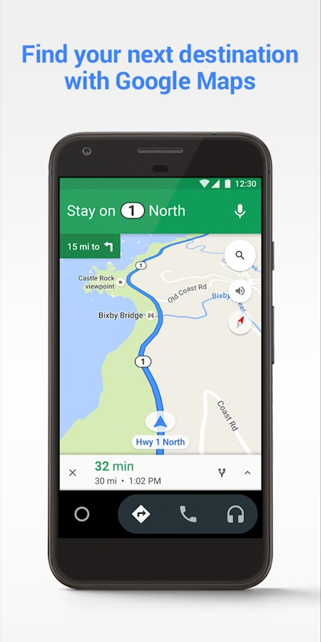 Download Android Auto - Maps, Media, Messaging & Voice 3.0.5705 Latest APK Here