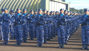 Penerimaan TNI AU tahun 2018