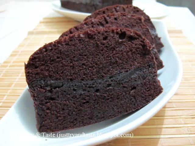 Resep Cake Kukus Pakai Santan: Just Try & Taste