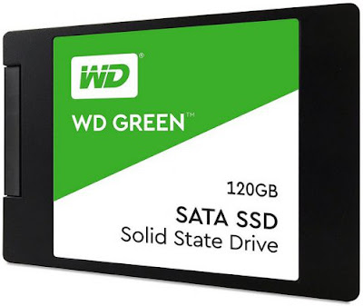 WD Green 120 GB