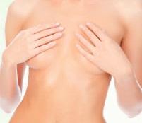 sensual breast massage