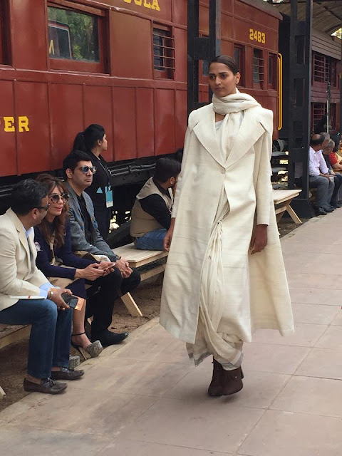Samant Chauhan Amazon India Fashion Week 2017
