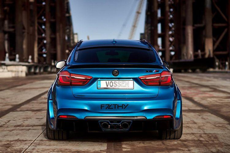 03 BMW X6M - VOSSEN