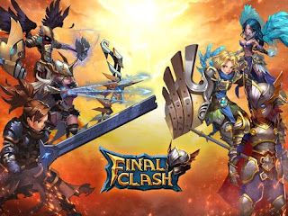 Download Final Clash 3D Fantasy MMORPG APK MOD Terbaru 2017
