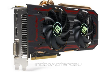 Graphic Card Power Color R9 280X