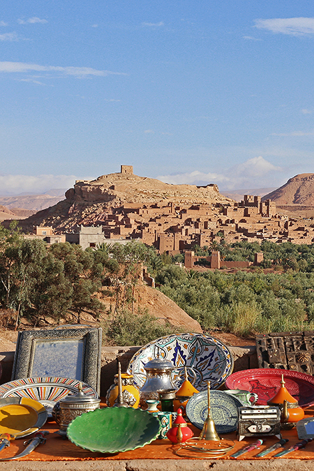 The Morocco Diaries, Part 6 of 10: Ksar Ait Benhaddou, The High Atlas Mountains, and Ourzazate by Posh, Broke, & Bored